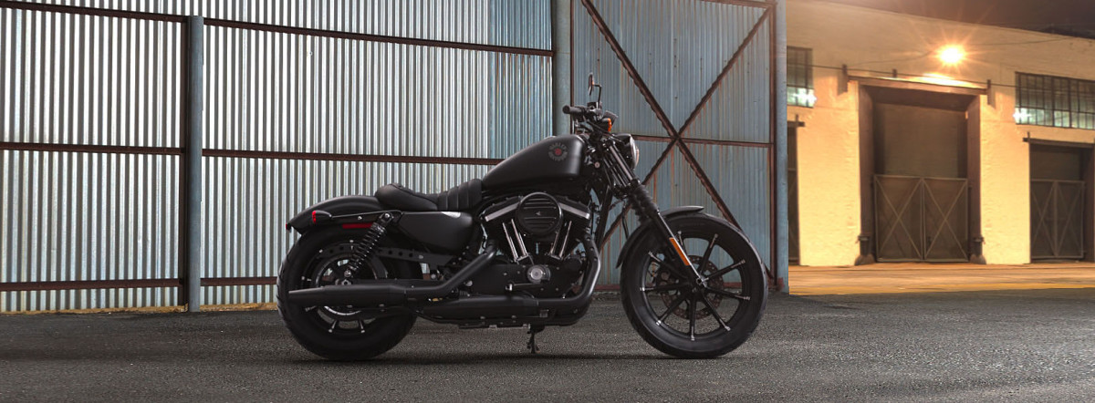 2019 Harley Davidson Sportster Iron 883<sup>™</sup> XL883N