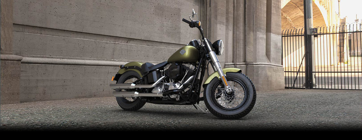 FLS 2016 Softail Slim<sup>®</sup>