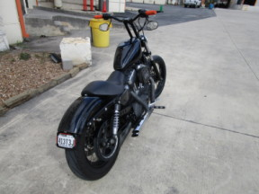 XL 1200N 2009 1200 Nightster<sup>®</sup> thumb 1