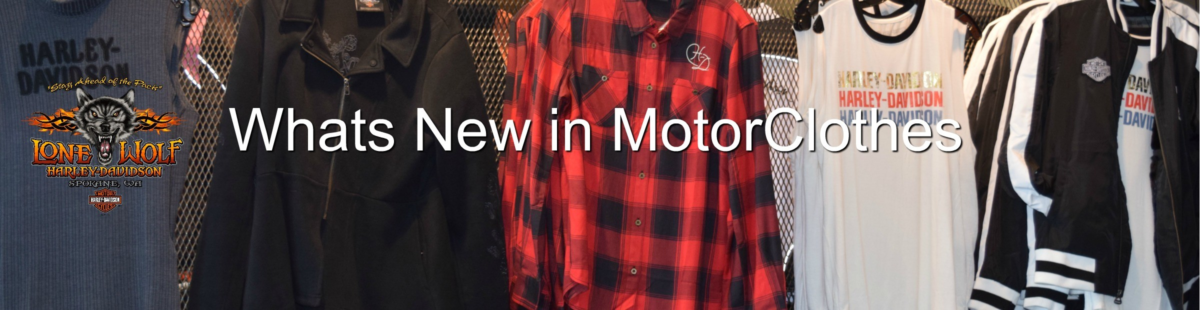 Whats new in MotorClothes