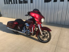 2016 FLHXS Street Glide Special thumb 3