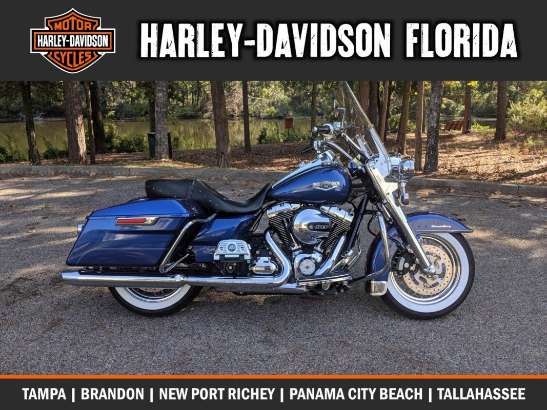 Harley-Davidson<sup>®</sup> 2015 Road King<sup>®</sup> Classic