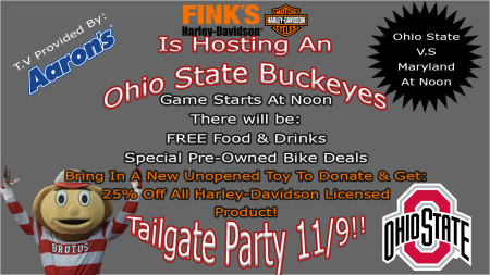 OSU Tailgate Party