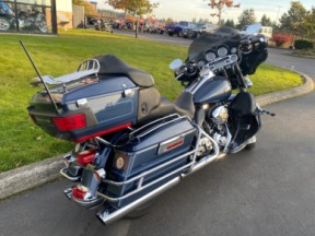 Used 2009 Electra Glide® Ultra Classic® thumb 2
