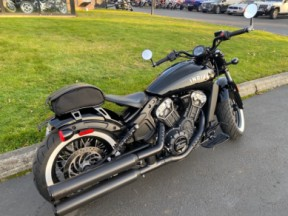Used 2018 Indian Scout Bobber thumb 2
