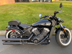 Used 2018 Indian Scout Bobber thumb 3