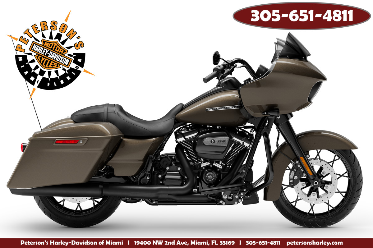 New 2020 Harley Davidson FLTRXS Road Glide Special Motorcycle For Sale Miami Florida