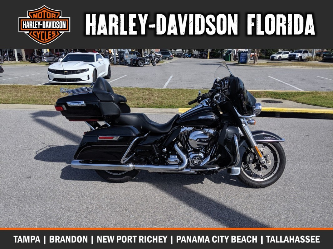 Harley-Davidson<sup>®</sup> 2015 Electra Glide<sup>®</sup> Ultra Classic<sup>®</sup> Low