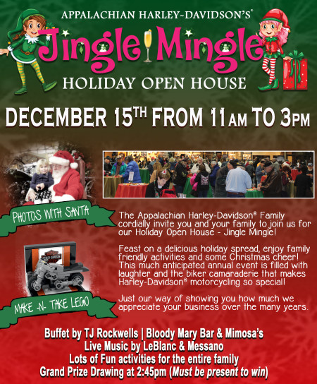 Jingle Mingle Holiday Open House