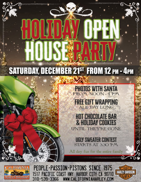 Holiday Open House Party