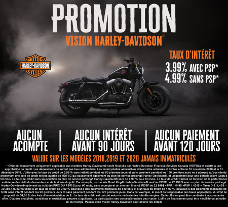 Promotion Motos neuves