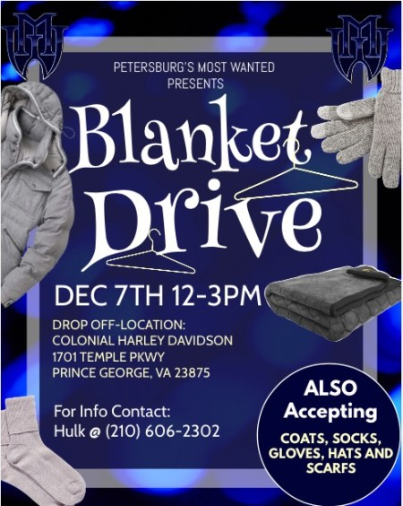 Blanket Drive & Other Winter Supplies