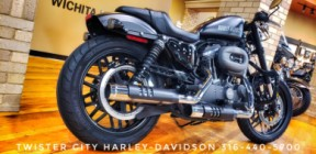 2017 Harley-Davidson® Roadster™ : XL1200CX thumb 0