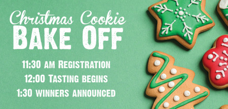 Christmas Cookie Bake Off
