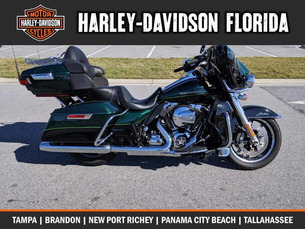 Harley-Davidson<sup>®</sup> 2015 Ultra Limited Low