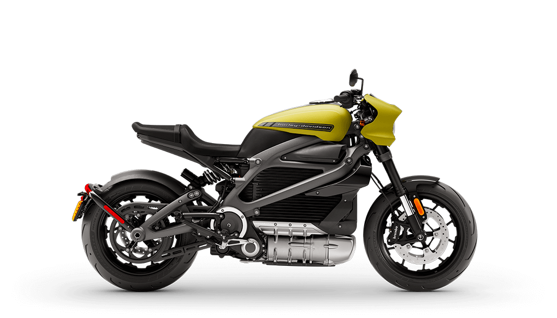 2020 Livewire Electric in Yellow Fuse