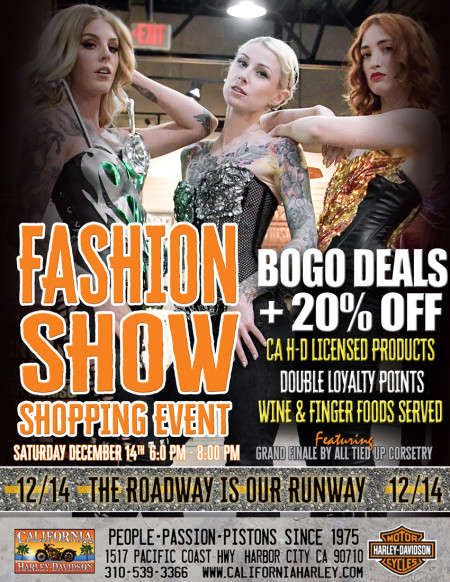 Fashion Show & Shopping Event