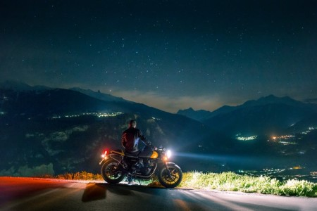 Special Considerations for Nighttime Motorcycle Rides