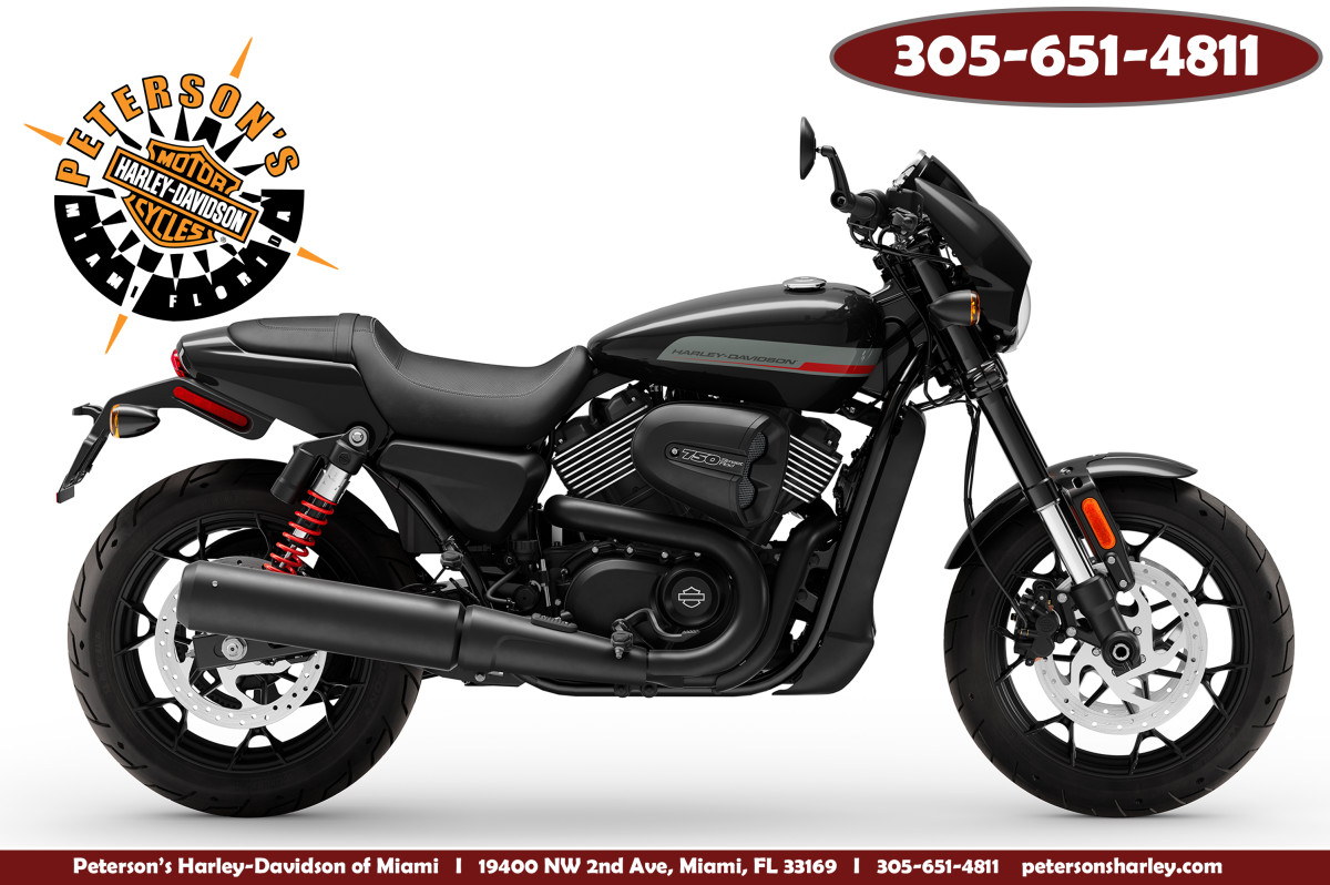 Used 2019 Harley Davidson XG750 Street Rod Motorcycle For Sale