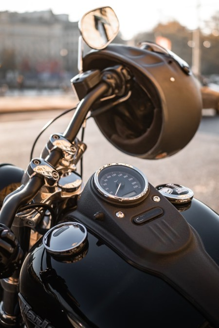 The Basic Mechanics of Motorcycle Controls