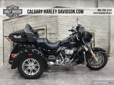 *** PRICE REDUCED *** 2019 FLHTCUTG Tri Glide<sup>®</sup> Ultra