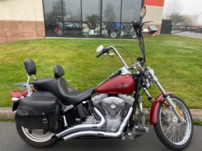 Used 2006 Harley-Davidson® Softail Standard thumb 3
