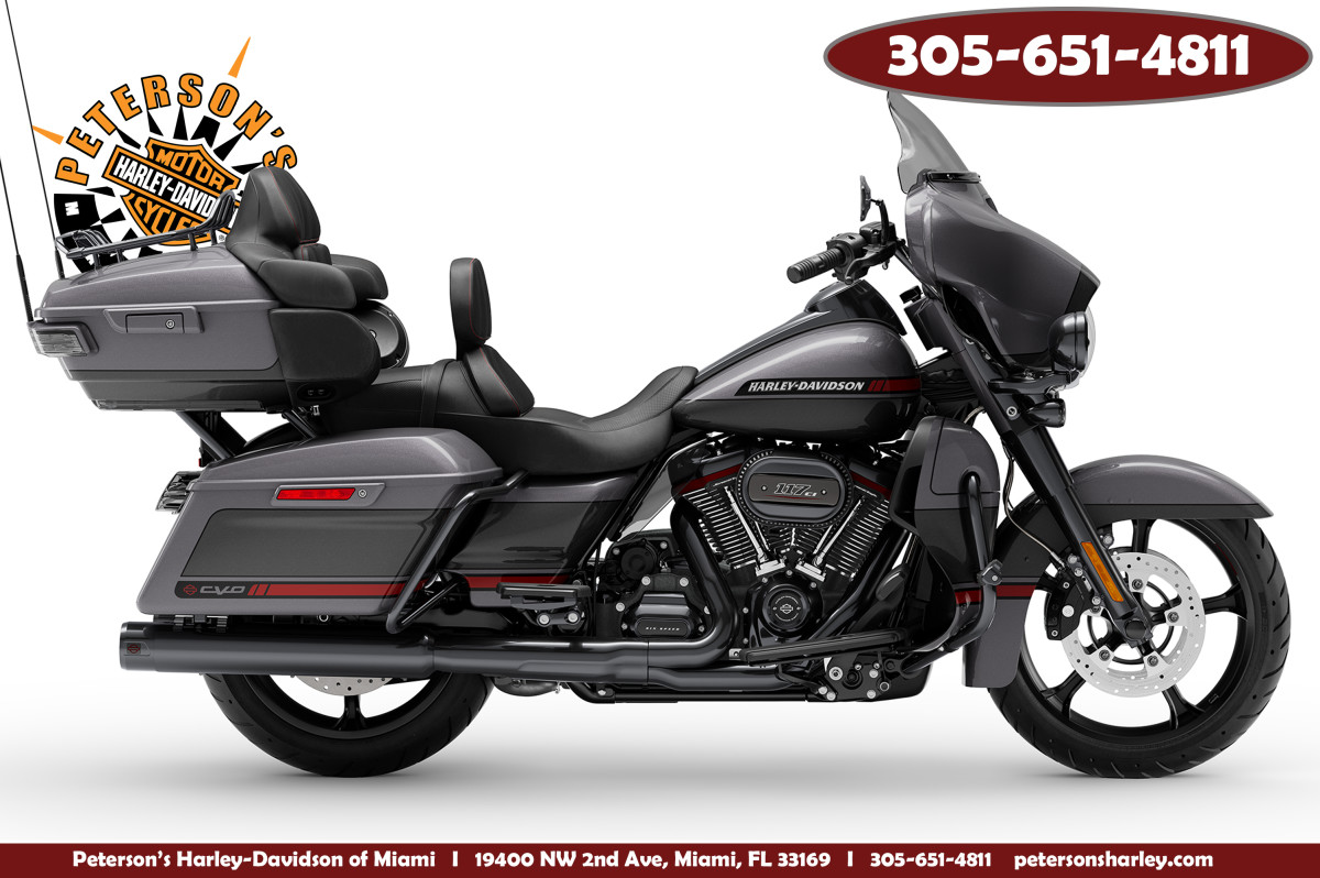 New 2020 Harley Davidson FLHTKSE Ultra Limited CVO For Sale Miami Florida
