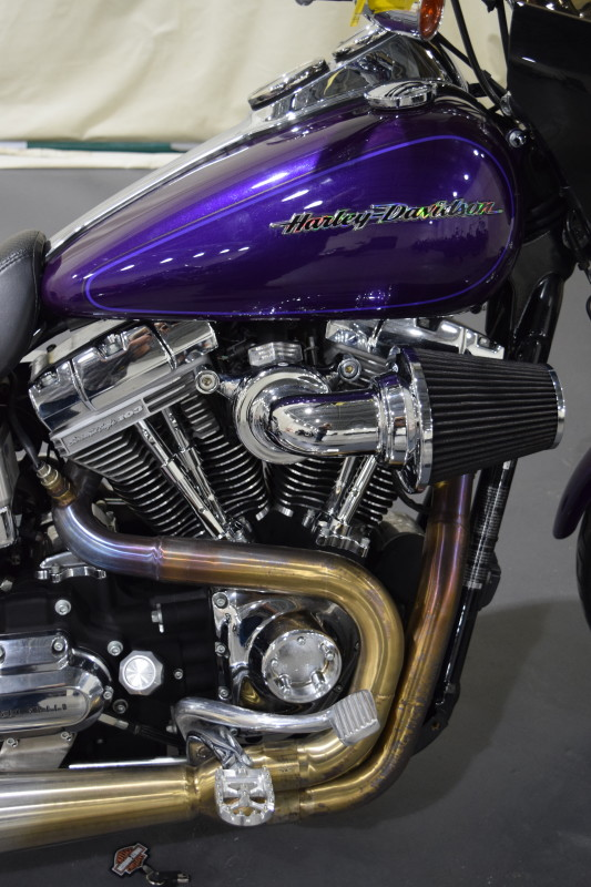 2008 Harley-Davidson® Low Rider® Purple Haze