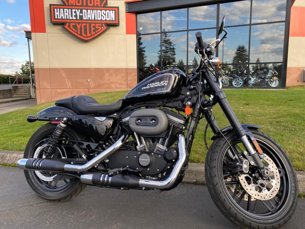 Harley Davidson Used >> Used 2019 Harley Davidson Xl1200cx Roadster