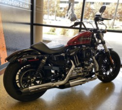 Wicked Red 2018 Harley-Davidson® Forty-Eight® Special  thumb 1