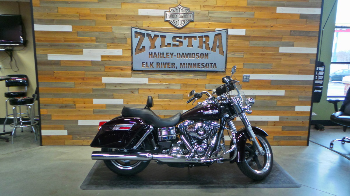 2014 FLD DYNA SWITCHBACK