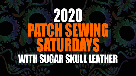 PATCH SEWING SATURDAYS- 1st Saturday of EVERY MONTH!