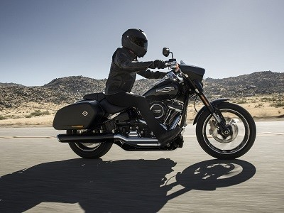 The All-New 2018 Harley-Davidson® Sport Glide® Valley Forge Harley-Davidson®, Trooper PA
