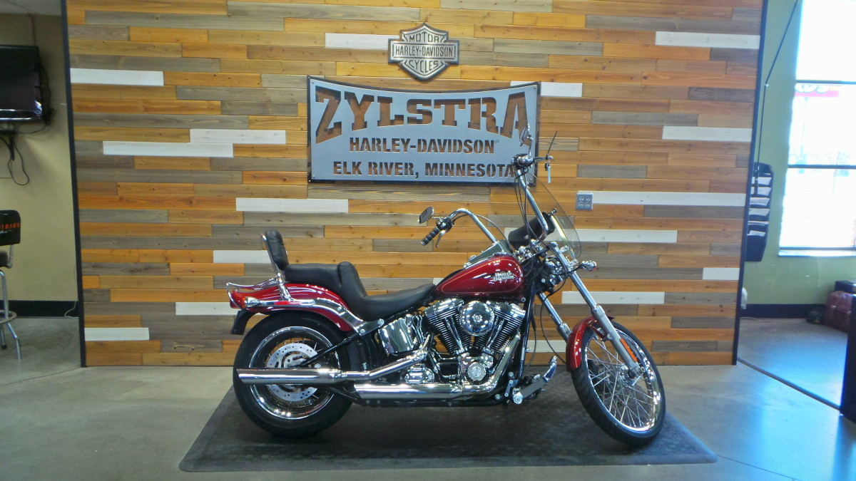 2010 FXSTC SOFTAIL CUSTOM