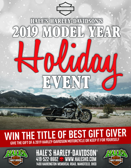 2019 Model Year Holiday Event