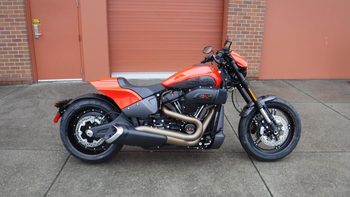 2020 Harley-Davidson FXDR 114 | Sound Harley-Davidson