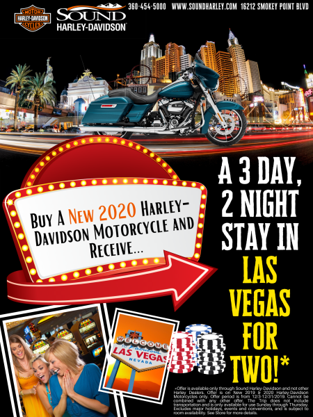 Buy A New 2020 Harley-Davidson Motorcycle