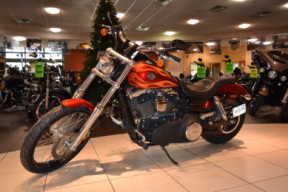 2012 Harley-Davidson® Dyna FXDWG Wide Glide® thumb 2