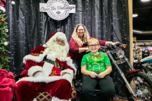 Photos with Santa 2019
