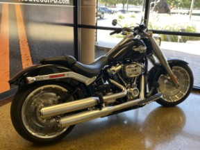 2020 Harley-Davidson® Fat Boy® 114 FLFBS thumb 1