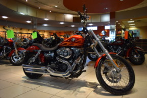 2012 Harley-Davidson® Dyna FXDWG Wide Glide® thumb 1