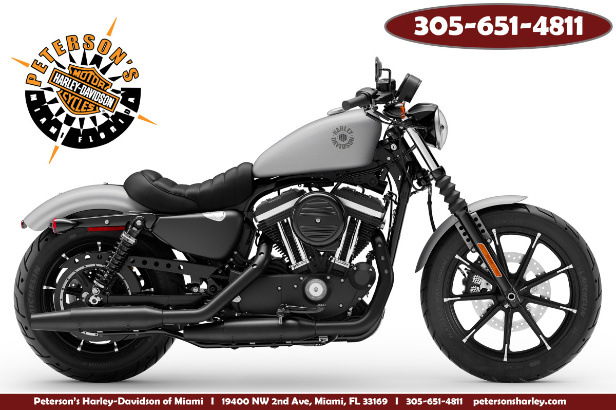 New 2020 Harley Davidson XL883N Iron 883 Sportster Motorcycle For Sale