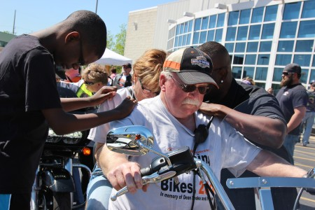 28th Annual Blessing of the Bikes