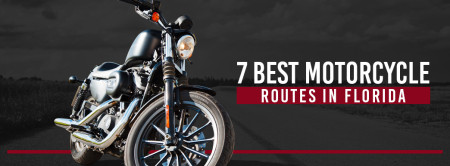 7 Best Motorcycle Routes in Florida