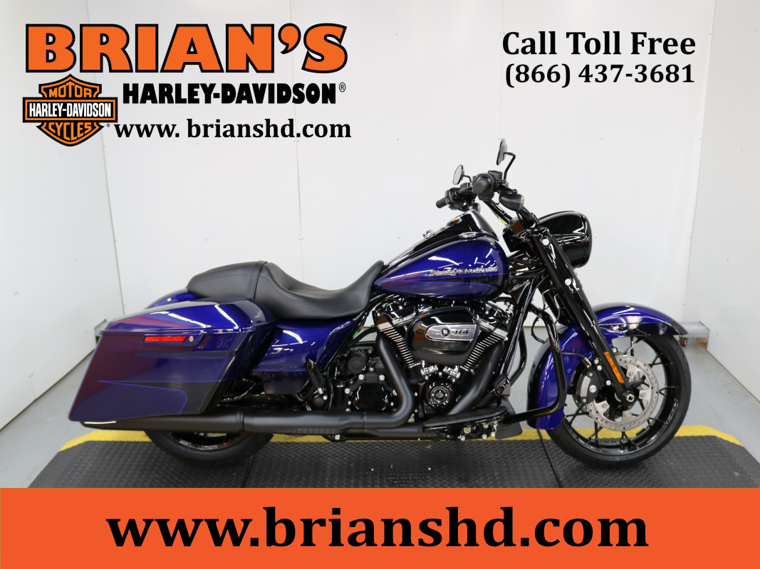 New 2020 Road King Special FLHRXS For Sale At Brian's Harley-Davidson®