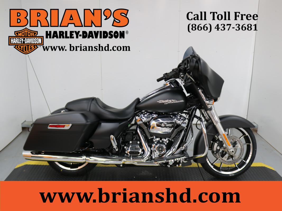 New 2020 Harley Davidson Street Glide Flhx Brian S Hd