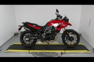 Used Low Mileage 2017 Red BMW F700GS For Sale