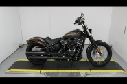 New 2020 Softail Street Bob FXBB For Sale In River Rock Grey
