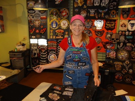 MARG'S (GOOD TO GO LEATHERS) SCHEDULED DAYS AT GATOR H-D