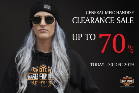 Clearance Sale up to 70%